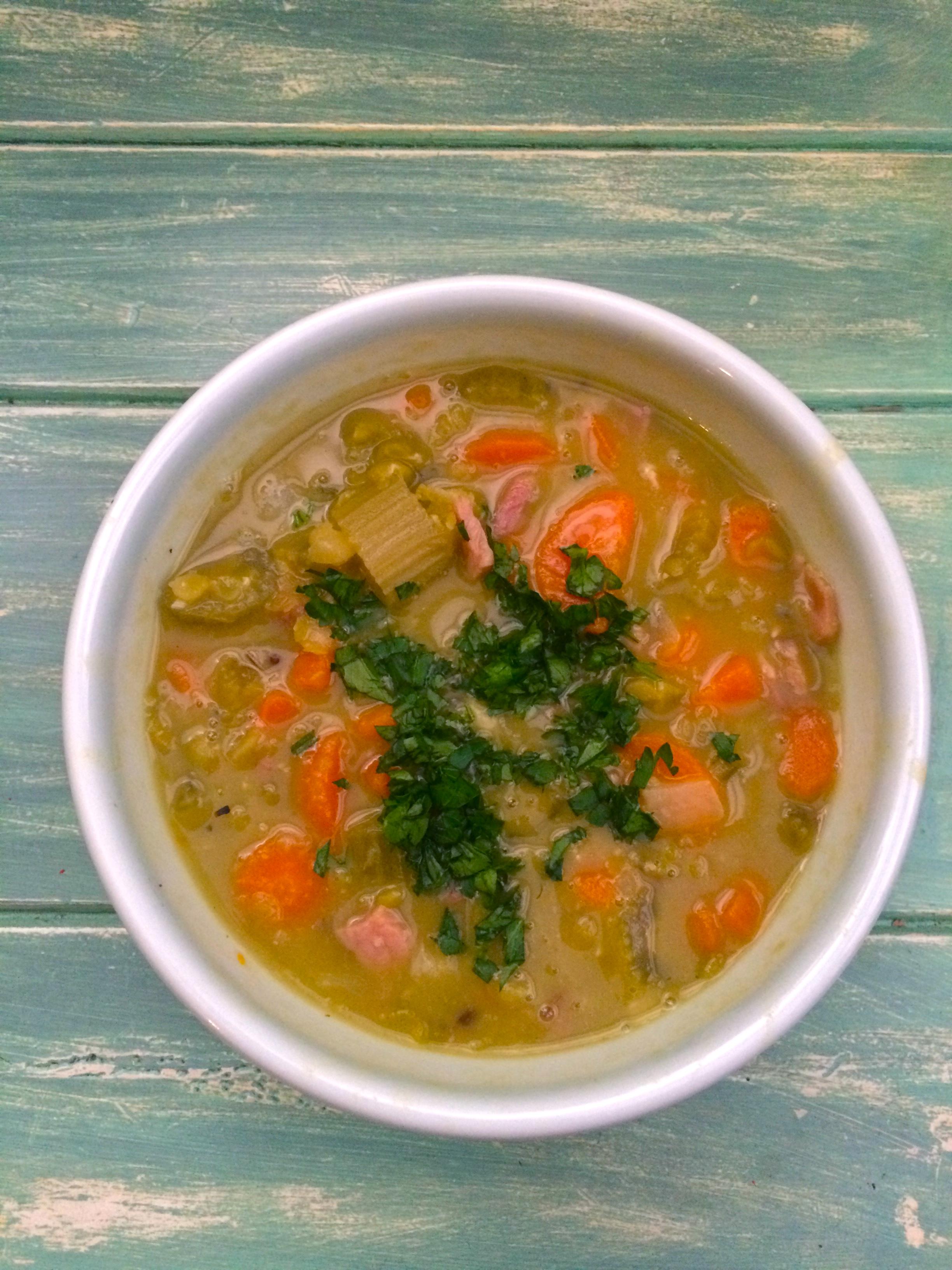 ... split pea soup with spicy yellow split pea soup yellow split pea soup